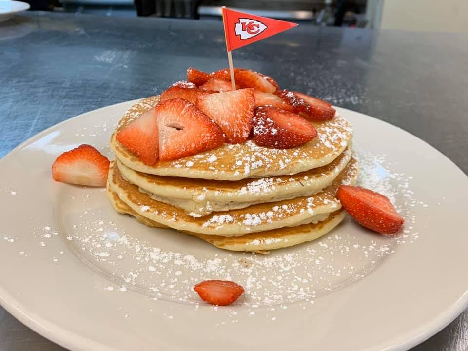 pancakes flapjacks
